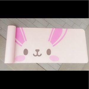 Coming soon! Bunny Yoga Mat🐰💗